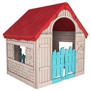 Keter foldable playhouse £20 instore @ Morrisons (Milton Keynes)