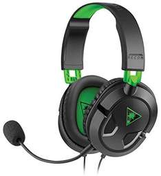 Turtle Beach Recon 50X Stereo Gaming Headset (Xbox One & PS4) - £22.49 @ Amazon