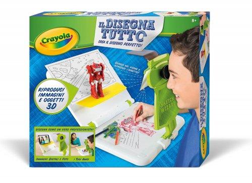 Crayola Sketch Wizard Kit @ Amazon £9.19 (Prime) £13.94 (Non Prime) (£22.99 Argos, £15.33 Tesco Direct) @ Amazon