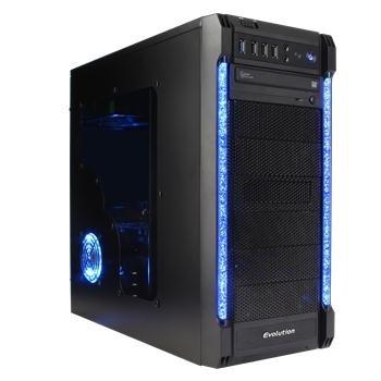 PERFORMANCE CCL 3.4GHz Intel Quad Core i5 Gaming PC - 8GB, 1TB, 2GB GTX 1050  £500.95 @ ccl ebay