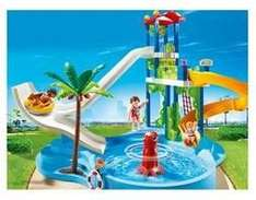 Playmobil Water Park with Slides £32.99 at Very. Free C&C or £3.99 P+P