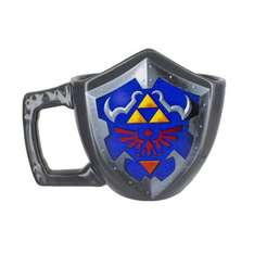 The Legend of Zelda Collector's Edition Shield Mug £1.99 / £3.98 delivered iwantoneofthose