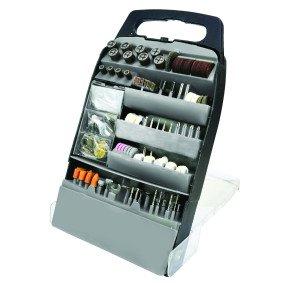400 Part Rotary Tool Accessory Kit Save: £10.00 -  £12.99 @ Maplin