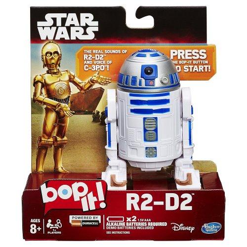 Hasbro Bop It! R2-D2 Game £9.49 @ Amazon (+ £3.99 non Prime)