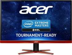 """Acer XG270HUOMIDPX  FreeSync 27"""" 1440p 144Hz 1ms £320 @ Amazon.fr for €374.99 (Temporarily out of stock)"""