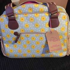 pink lining changing bag £20 @ TK MAXX instore