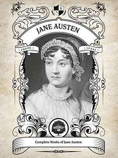 The Complete Works of Jane Austen (Illustrated, Inline Footnotes) (Classics Book 7) Kindle Edition   - Free DOwnload @ Amazon