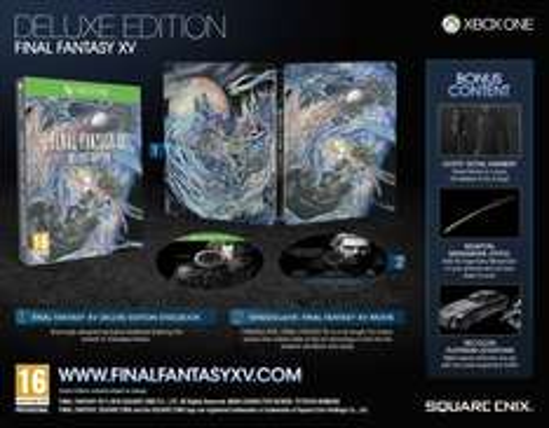 Final Fantasy XV Deluxe Xbox One £54.01 (RRP is £69.99) @ Gameseek