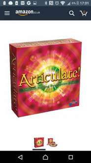 Articulate The Fast Talking Description Game now £18.99 (Prime or add £4.75)
