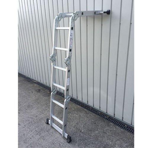 Folding Aluminium Ladder £35 @ Ebay / grow-ur-own