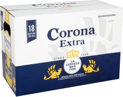 Corona 18x330ml instore @ Morrisons for £10