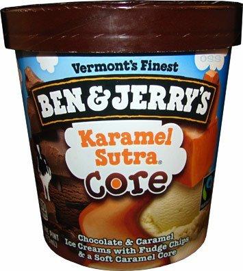 Ben and jerrys karamel sutra core 500ml now £1.06 in Sainsbury's express store in RaynersLane, Harrow store