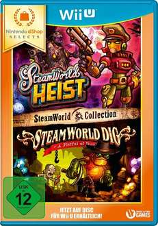 SteamWorld Collection (Selects) (WiiU) - £16.68 @ Amazon Germany