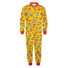 Liverpool FC Boys Onesie Yellow 5-6 Years - £4.99 @ Tesco (Free C&C)