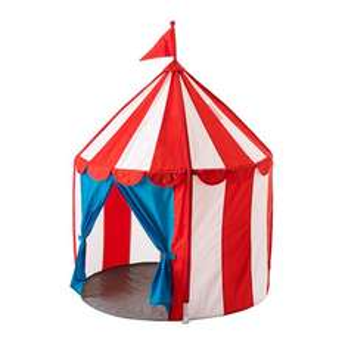 CIRKUSTÄLT children's tent for £9.00 instead of £12.95 @ IKEA Nottingham (for IKEA FAMILY members)
