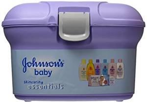 Johnsons Baby Essential Gift Set £10 (Prime) / £14.75 (non Prime) at Amazon