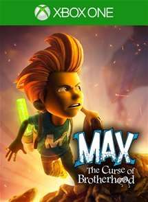 Xbox One - Max: The curse of brotherhood is free with Game with Gold in Japan