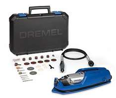 Dremel 3000 with hardcase, tool holder and 25 accessories £37.63 Amazon sold by Tooled-Up