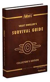 vault dwellers survival guide Fallout 4 £5 The Works