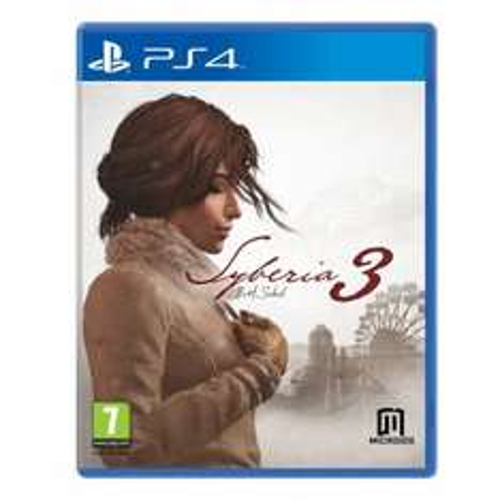 Syberia 3 PS4 / XBOX One pre-order £29.99 @ 365games