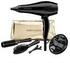 Andrew Barton Salon Styling Collection LESS THAN 1/2 PRICE £24.49 WAS £74.99 3 YEAR GUARANTEE ARGOS (FREE C+C)
