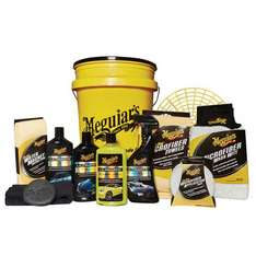 Meguiars Ultimate Polish & Wax Bucket Kit, was £119.99, now just £79.99 with Free delivery, Eurocarparts