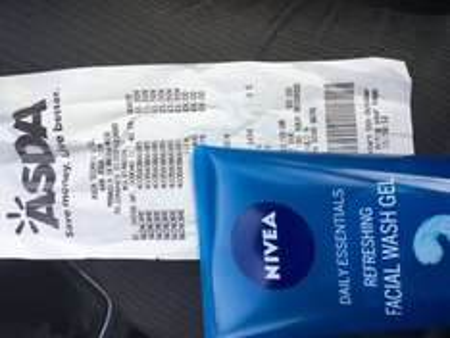 ASDA (Wolstanton Retail Park Stoke) -  Nivea Face Wash - £1.50