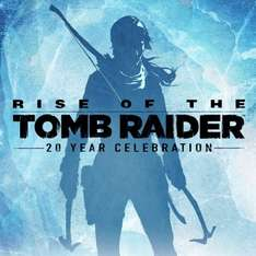 Rise of the Tomb Raider: 20 Year Celebration only £21.99 @ PSN