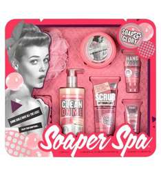 soap and glory,no.7 mix and match £29.99 @ Boots