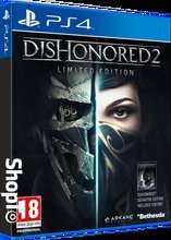 Dishonored 2 limited edition PS4 / XB1 £31.86 (sale) @ Shopto.net