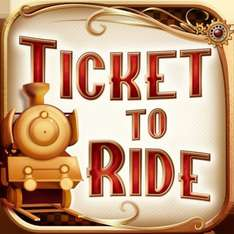 android Ticket to Ride free @ amazon