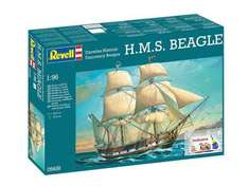 REVELL Model Sailing Ship (3 models) £16.99 @ Lidl