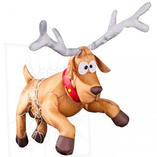 Window Crashing Reindeer £19.99 - £24.98 inc p&p @ Charles Direct