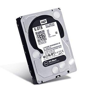 "CCL - WD Black 6TB SATA III 3.5"" Hard Drive, Saving £244.27 5 Year Warranty + 1.1% Cashback on Quidco"
