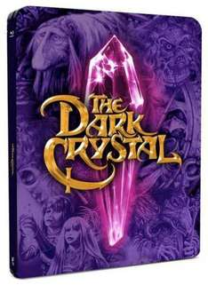 The Dark Crystal (hmv Exclusive) Limited Edition Steelbook [Blu-ray+HDUV] £9.99 in store @ Hmv (online free click/collect or £2 delivery charge under £10)