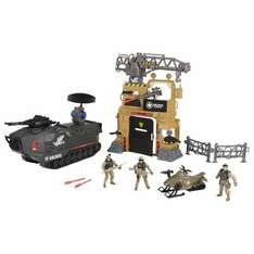 Soldier Force Camp Playset £9.97 -Tesco Blackpool