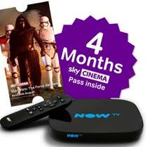Now TV Smart Box(the new box) -with 4month cinema pass £35 - ASDA - Nottingham