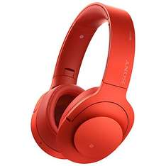 Sony MDR-100ABN Wireless Over-Ear Headphones with Noise Cancelling in Red £169.99 @ john lewis