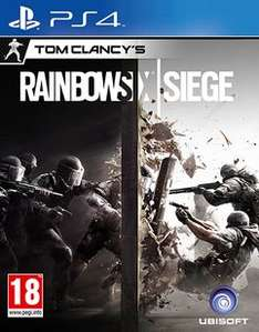 [PS4] Tom Clancy's Rainbow Six: Siege [£12.99] [Pre-owned] [GAME]