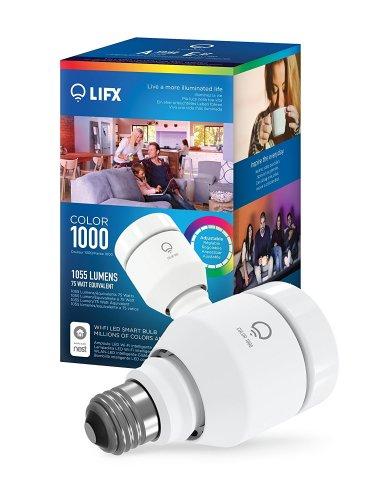 LIFX Colour 1000 Wi -Fi Smart LED Light Bulb £53.99 from Amazon