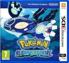 Pokemon Omega Ruby & Alpha Sapphire 3DS Preowned £24.99 @ Game