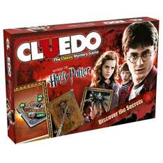 Harry Potter Cluedo £22.89 delivered (with code) @ Ryman