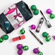 Spend £15 on Bourjois and get a free Festive chic collection gift set worth £24 @ Boots
