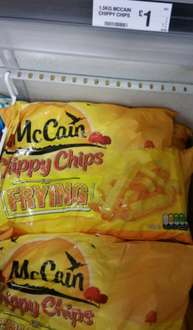 McCain Chippy Chips 1.5kg £1 @ Farmfoods