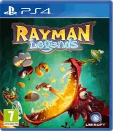 Rayman Legends PS4 £8.49 - Battleborn PS4/XB1 £3.59 (with code) @ GAME