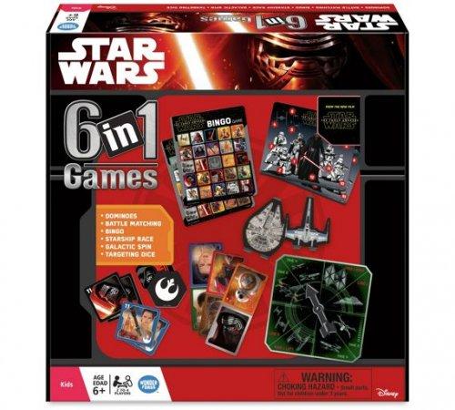 Star Wars 6 In 1 @ argos £4.99 (Free C&C)