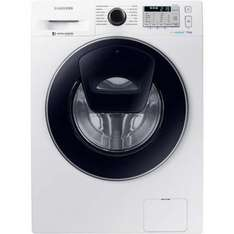 Now expired. Samsung ecoBubble Addwash washing machine 7.kg 1400 spin. £369 using code GET30 for £30 off. 0% interest free credit over 12 months - at AO.com with 5 year warranty (requires activation) Inc free delivery.