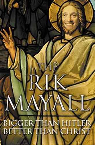 Rik Mayall - Bigger than Hitler - Better than Christ (Kindle Edition) £1.49 @ Amazon Kindle Store