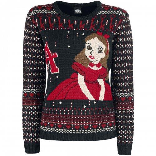 Disney Alice in Wonderland Christmas Jumper £16.99 delivered at EMP
