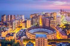 Newcastle UK to Malaga Spain for only £4.99 one way (£9.98 return) @ Ryanair